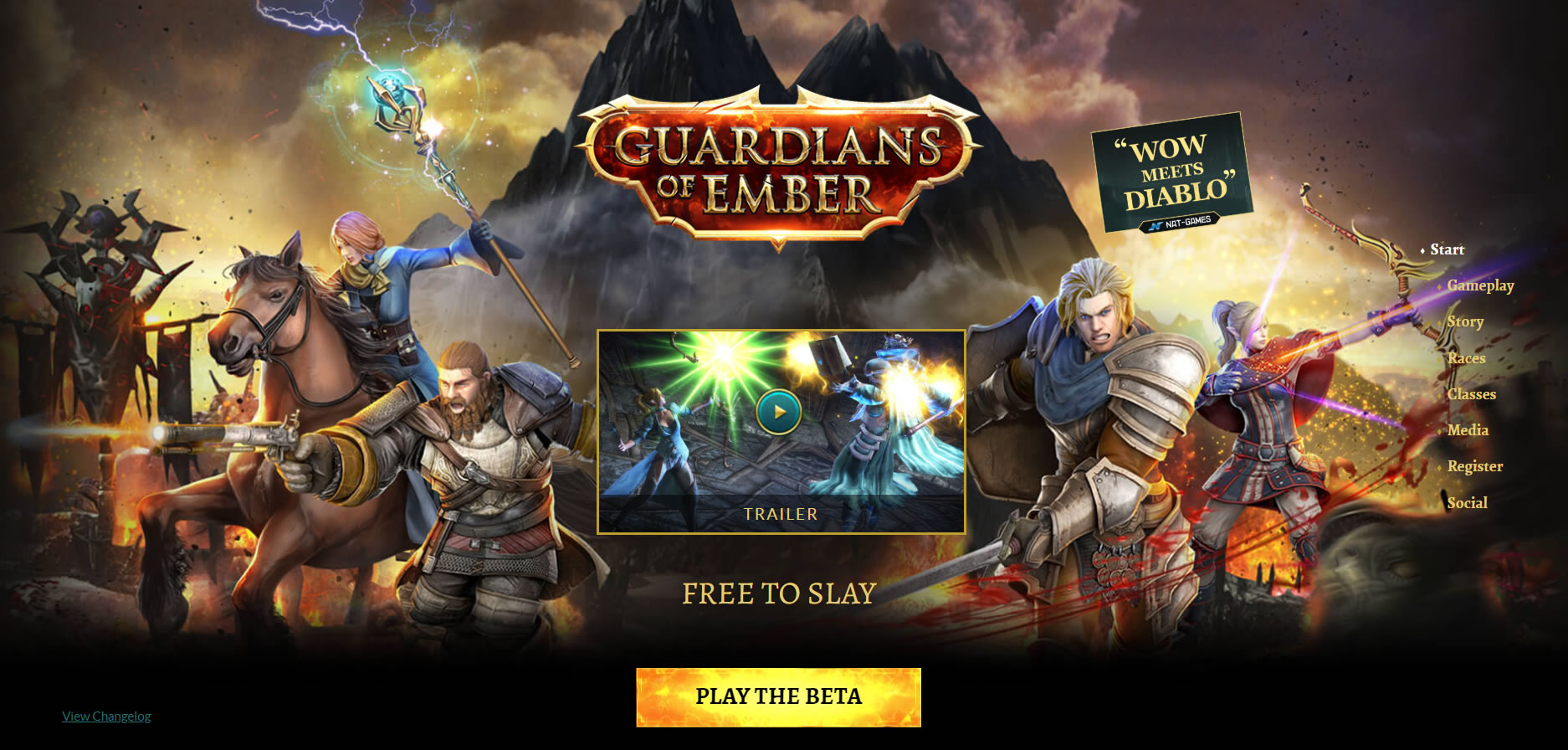What you need to know about GUARDIANS OF EMBER hack and slash diablo wow clone