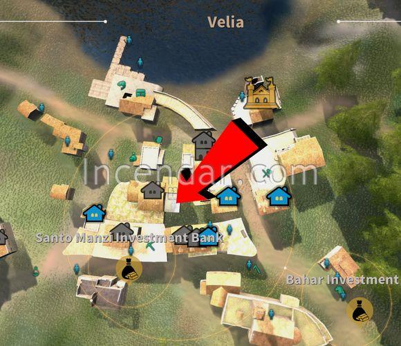 BDO Old Moon Manager Locations Velia Heidel Calpheon